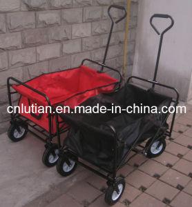 Handy Folding Garden Trolley