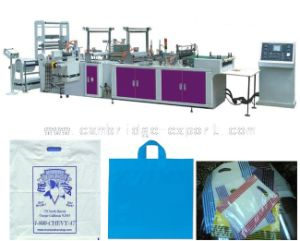 Patch Handle/Die Cut /Loop Handle Bag Making Machine (JQBJ-32RP)