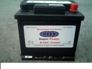 Automobile Battery (MF DIN45 12V45AH)