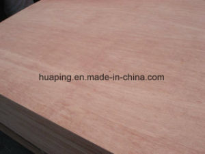 2.7mm Plywood/Okoume Plywood/Pine Plywood/Bintangor Plywood pictures & photos