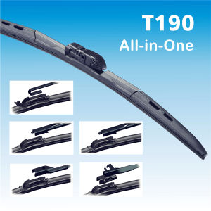 Multi-Adaptor Hybrid Wiper Blade-Car Parts (T190) pictures & photos