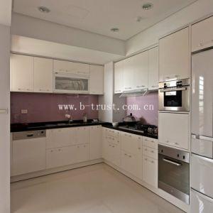 Wood Grain PVC Lamination Film/Foil for Furniture/Cabinet/Closet/Door FL806 pictures & photos