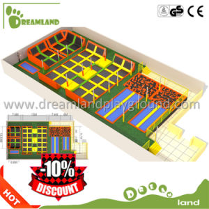 Commercial Trampoline of Bouncing Castle, Gymnastic Trampoline pictures & photos