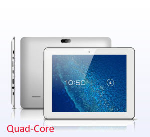 8 Inch Capacitive IPS Screen Android Tablet PC with Quad-Core (LY-R8002)