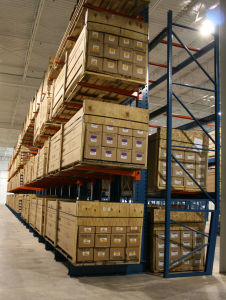 CE Certified Canti-Pallet Racking (IH901) pictures & photos