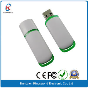 8GB Popular Plastic USB Flash Drive pictures & photos