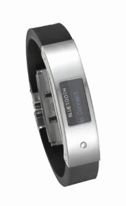 Bluetooth Bracelet with OLED Caller′s ID Display (BW08-1)