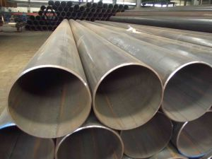 ERW Welded Piling Pipe pictures & photos