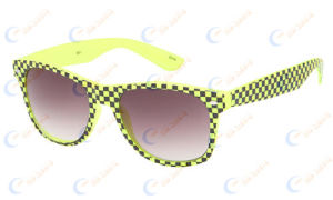 Hottest Sunglasses W/ Checkered Prints (9015)