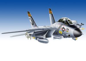 R/C F14 Tomcat (234)