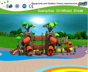 Tree Forest Slide for Kid Outdoor Slide Outdoor Playground (H14-03256) pictures & photos