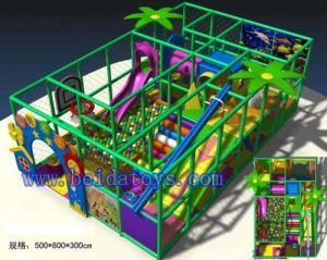 Kids Indoor Playground (BD-E754)