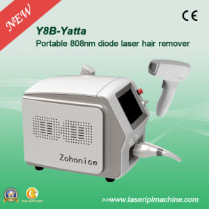 Y8b Portable 808nm Diode Laser Hair Removal/ Laser Diode with Germany Bar pictures & photos