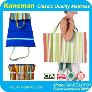 Customized Vacuum Compress Packed Beach Mattress pictures & photos