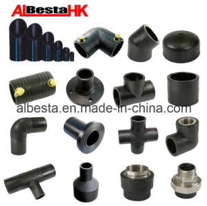 PE Pipe Fittings for Water or Gas Supply pictures & photos