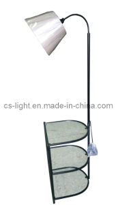 European Style Decoration Coffee Table Floor Lamp