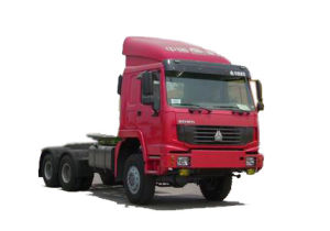 HOWO 6X6 off Highway Tractor Truck (ZZ4257N3557A)