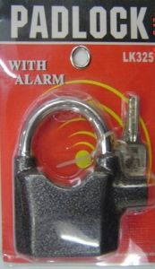 TK325 Alarm Padlock pictures & photos