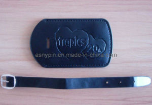 Leather Travel Luggage Tag pictures & photos