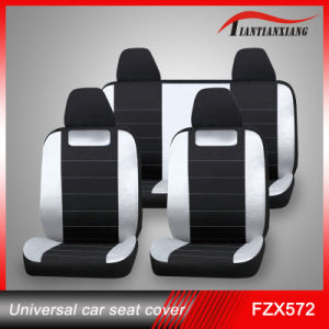 Full Set 9PCS High Quality Cheap Price Fabric Universal Size Car Seat Cover