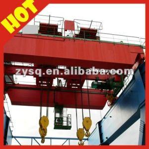 Lh Double Girder Bridge Hoist Crane (3t-50t) pictures & photos