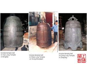 Bell, Bronze Bell, Temple Bell