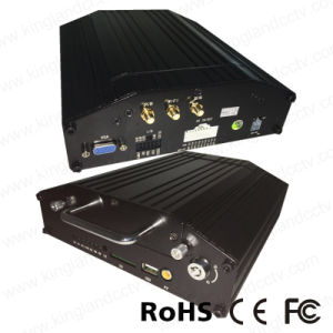 4CH Ahd HDD Mobile DVR with 3G & GPS pictures & photos