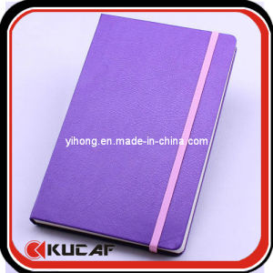 Custom Note Book with Moleskin Style pictures & photos