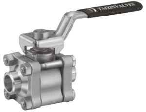 Thread Connection High Pressure Forged Steel Ball Valve (TXB4)