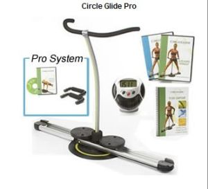 Circle Glide-New Leg Trainer & Upper Body Exerciser (BK 1065)