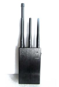 6 Antenna Selectable Portable GPS Lojack 4G Wimax Phone Signal Jammer pictures & photos