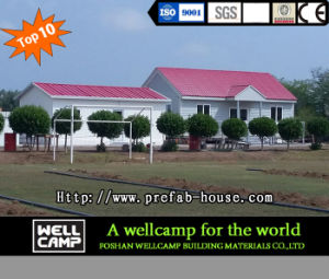 Luxury Light Steel Structure Prefabricated House for Villa pictures & photos