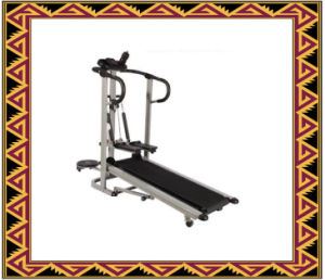 Home Used 6 in 1 Flat Walker, Manual Treadmill pictures & photos
