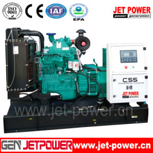 Diesel Generator Powered by Cummins Diesel Generator (6BT5.9-G1 open / silent type) pictures & photos