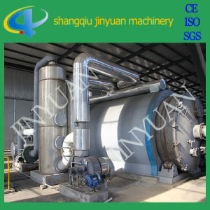High Environment Requirment Scrap Plastic to Oil Recycling Machine pictures & photos
