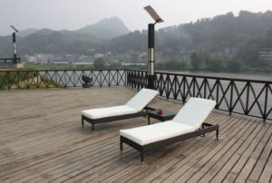 Outdoor Rattan Lounge Set (ML-018)