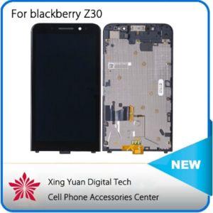 Black Full LCD Black Screen & Digitizer for Blackberry Z30 Complete Assembly