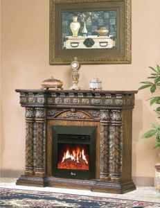 Electric Fireplace (602) pictures & photos