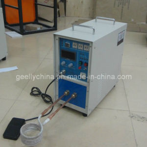 Competitive Price for Top Quality Hi-Frequency Compact Induction Heater W/ Timers Induction Heating Heater/Brazing/Soldering/Welding pictures & photos
