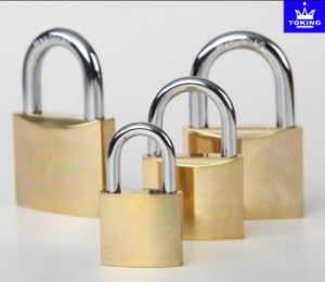 Thin Type Brass Padlock (1204) pictures & photos
