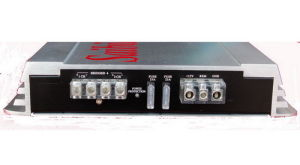 Digital Car Audio Amplifier (HA300)
