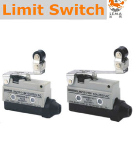 10A 250VAC Roller Type Limit Switch Manufacturer Lz7144 7124 pictures & photos