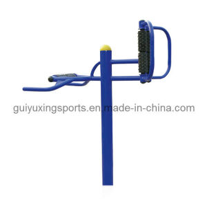 Outdoor Gymnastic Equipment- Waist and Back Massager pictures & photos