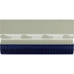 115X240mm Gray&Cobalt Mix Anti-Slip Edging Swimming Pool Tile (BCZB619)