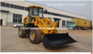 2ton Zl20f Wheel Loader with Snow Plow pictures & photos
