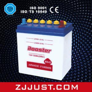 Automotive Car Battery, Rechargeable Storage Lead Acid Battery NS40L pictures & photos