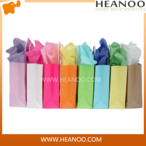 Fashion OEM Factory Custom Wholesale Paper Bag for Shopping pictures & photos