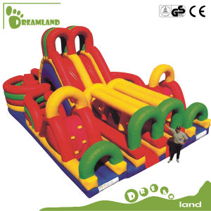 Huge Practical Inflatable Bouncer Castle for Kids pictures & photos