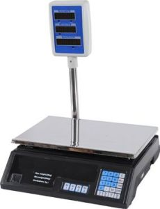 40kg Electronic Price Scale with Pole pictures & photos