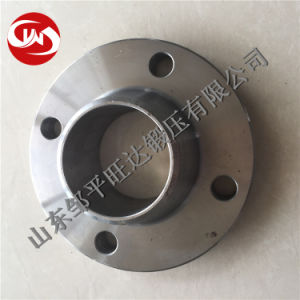 Carbon Steel Forged Weld Neck Flange pictures & photos
